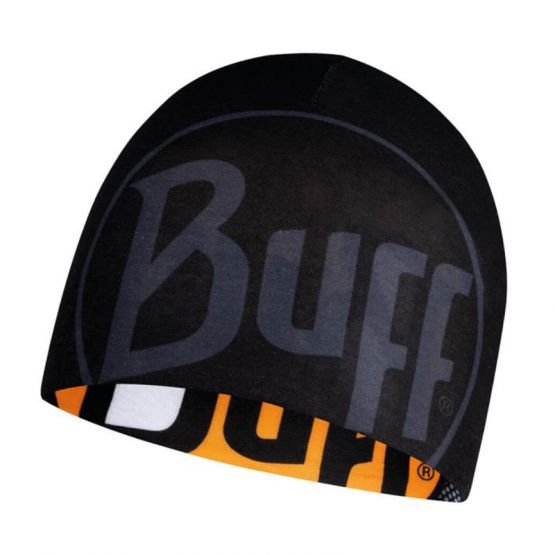 Gorro Reversible BUFF Pro Team Apex Black