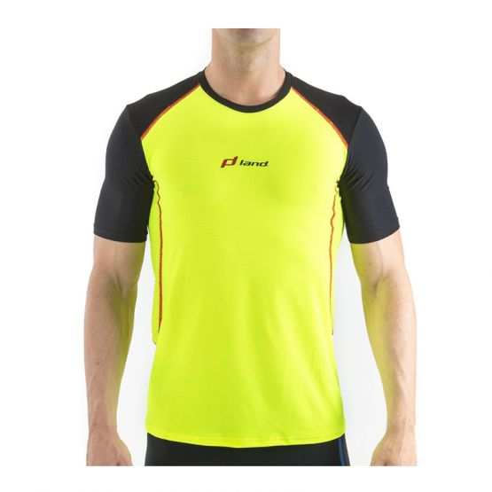 CAMISETA MANGA CORTA LAND TRAIL