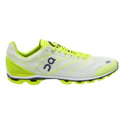 On running - zapatillas on running cloudflash 41 4752 - neon/white