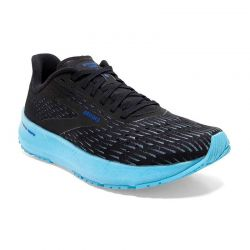 Brooks - zapatillas brooks hyperion tempo mujer 38.5 4815 - black/iced aqua/blue