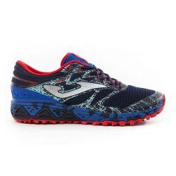 Joma - zapatillas joma sierra 4 40.5 4462 - marino/rojo