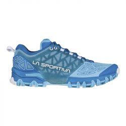La sportiva - zapatillas la sportiva bushido 2 mujer 38 3984 - pacific blue / neptune